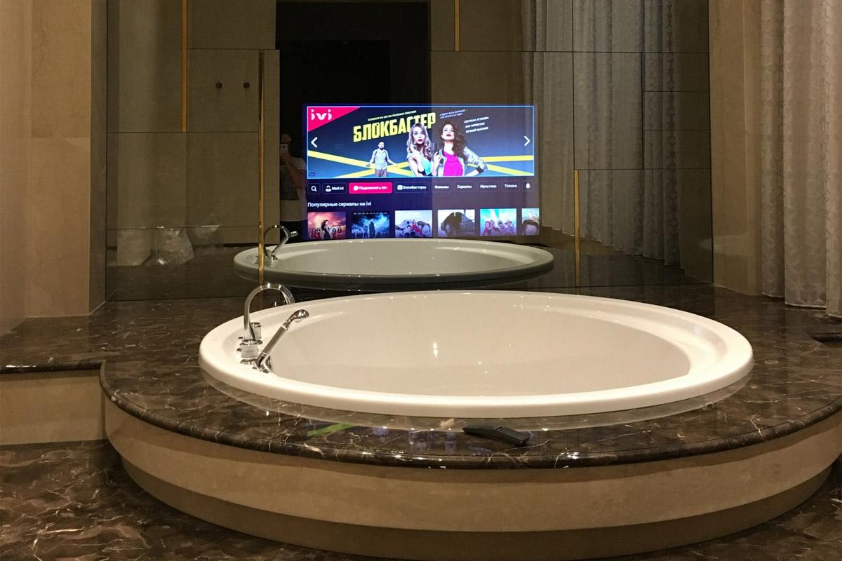 телевизор для ванны