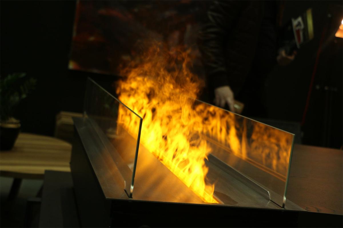 электрокамин на воде Safretti Magic Fire Mistero 1000